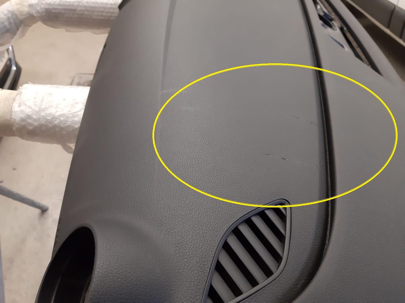 Audi A3 Armaturenbrett-Tausch